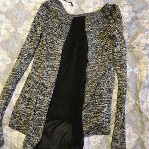 Aeropostale Tops - Hi-Low Knit Sweater w/ back Detail 😍